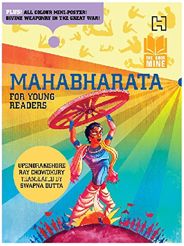 Book Mine Series: Mahabharata for Young Readers