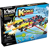 Price comparsion for Boys, Child, Kids, Boy, Children - New for 2015 K Force Dual Cross Blaster - Customise Kit - Present, Gift, Idea For Christmas, Xmas, Stocking Filler, Fun Games & Toys Age 8+