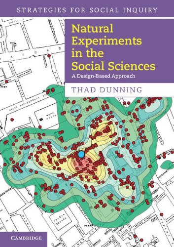 Natural Experiments in the Social Sciences: A Design-Based Approach (Strategies for Social Inquiry)
