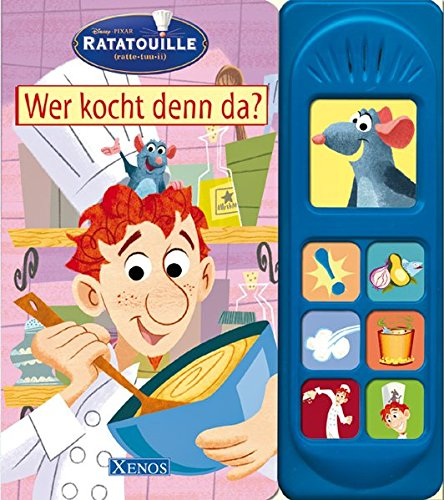 Ratatouille: Wer kocht denn da? Mit Tonmodul