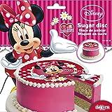Dekora Minnie Disco de Azúcar - 15 gr