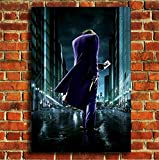 Box Prints Batman The Joker Movie Impression sur toile grands et petits Wall Art Photos Film Medio 60x46cm (24'x 18')