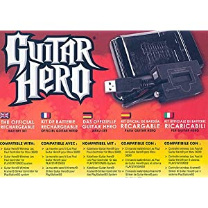 Guitar Hero – Battery Pack (alle Systeme)