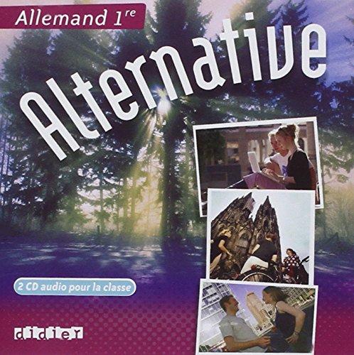 Alternative 1re Lv1 Lv2 CD Classe