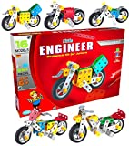 #8: SARTHAM, Construction Based Educational Toy for Kids - Dhoom Bike (Age 6+)