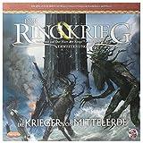 Argentum ARGD0076 Der Ringkrieg 2.Ed.: Krieger von Mittelerde