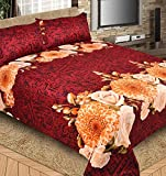 The Intellect Bazaar 120TC Polyester Bed...