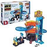Bburago 15630361-Play Set Auto Garage con 2Auto