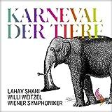 Saint-Saëns: Karneval der Tiere (mit neuen Texten von Willi Weitzel)