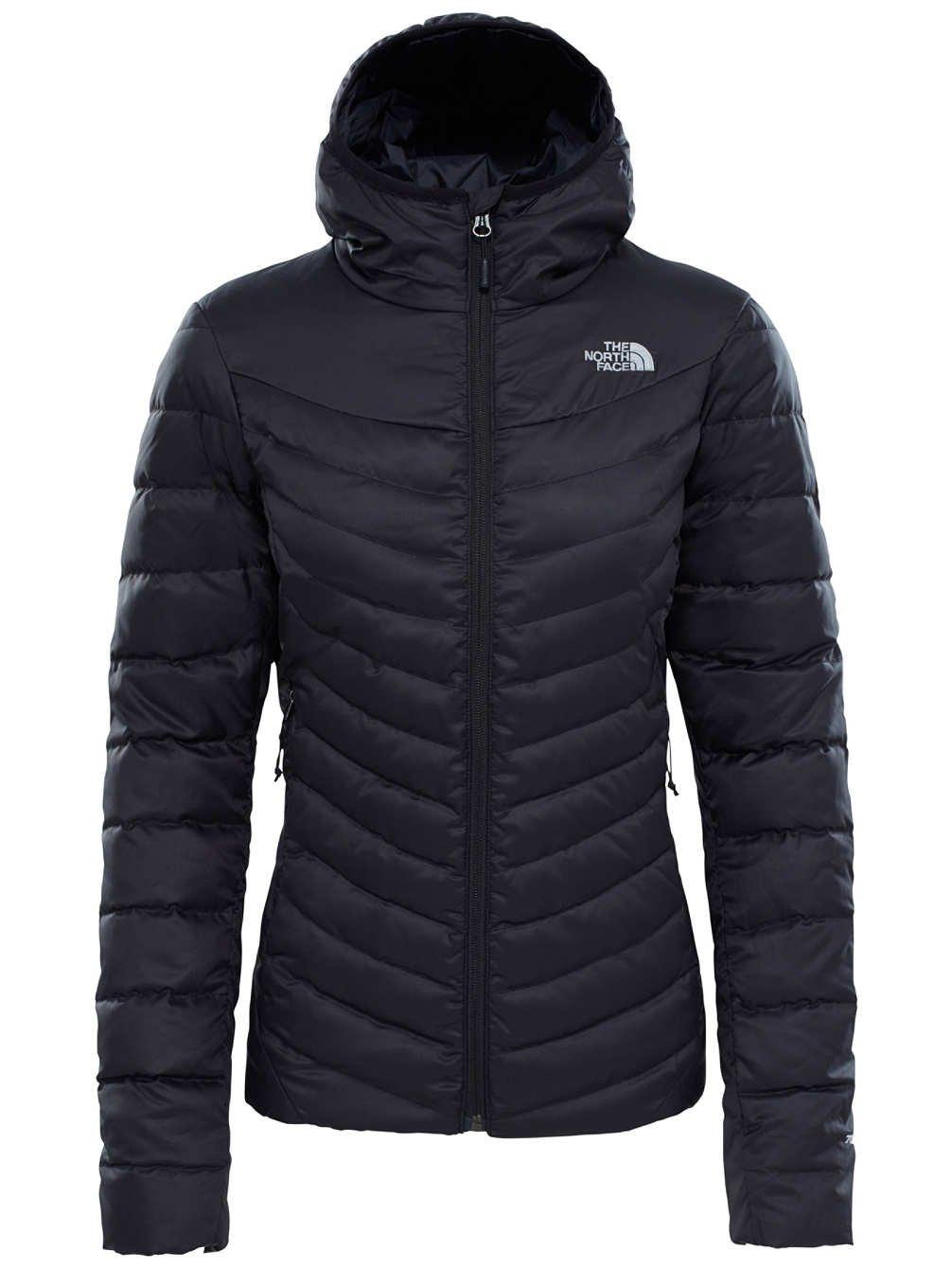 616Th2yN1RL - North Face Women's W Tanken-Insulated Hooded Jacket, M