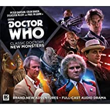 Doctor Who: Classic Doctors, New Monsters: Volume 1 (Big Finish Doctor Who)