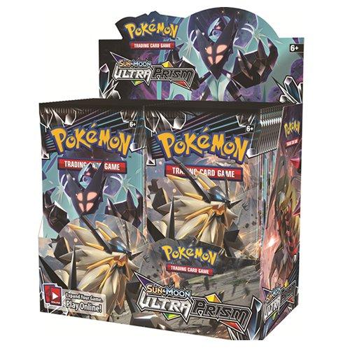 Pokémon POK81344Sole e Luna Ultra Prism Booster Display Card Game