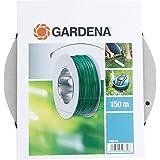 Gardena Begrenzingskabel (150 m): robuuste begrenzingsdraad voor Gardena robotmaaier, kabel fungeert als geleidingskabel voor