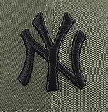 New Era Men's League Essential 9Forty New York Yankees Cap, Khaki, One Size