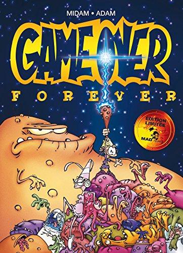 Game Over - Forever: Intégrale Tomes 4 à 6 par  Midam