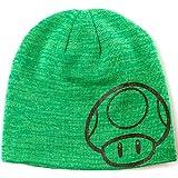 Mushroom Beanie Knitted CAP Hat Reversible Nintendo Super Mario Bros. Mushroom Hat