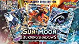 #9: TOY-STATION Pokemon Sun & Moon Burning Shadow Tin Cards For Kids