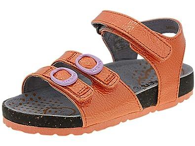 Kickers k24kick036 orange - Chaussures Sandale Femme