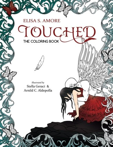 Touched: The Official Coloring Book - Elisa Amore