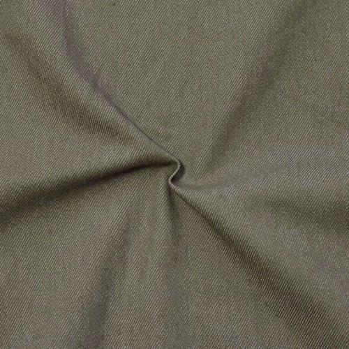 Stretch Denim Jeans Stoff Meterware Taupe (Stretch Denim Jeans)