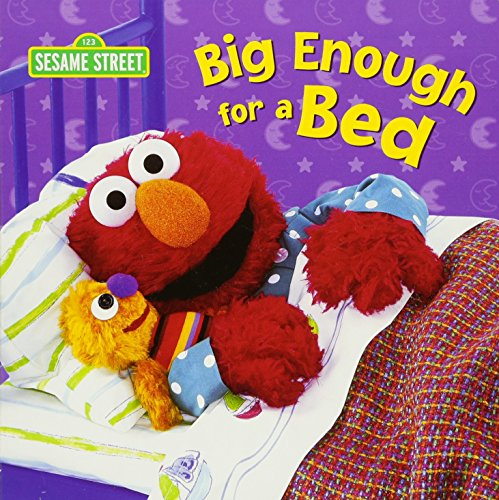 Big Enough For A Bed Sesame Street