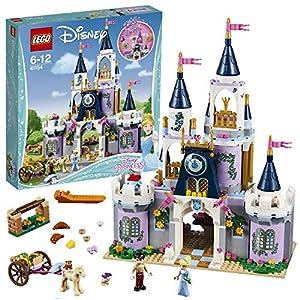 LEGO Princesas Disney - Castillo de ensueño de Cenicienta (41154)