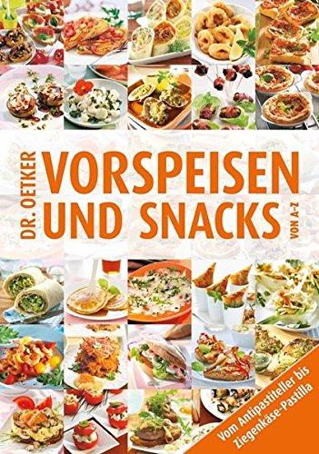vorspeisen-und-snacks-von-a-z-a-z-reihe
