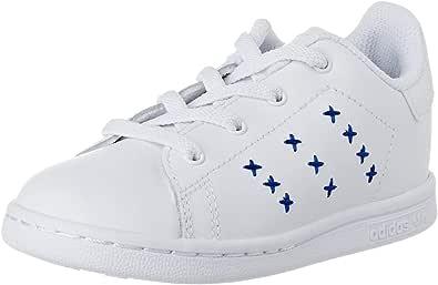 adidas Stan Smith El I, Basket Mixte Enfant