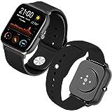 Th-some, Cinturino per smartwatch Amazfit GTS, per orologio da polso compatibile con Amazfit GTS/Amazfit Bip/Amazfit GTR, cin