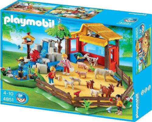 PLAYMOBIL - Zoo para niños 626066