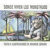Dónde Viven Los Monstruos (libros para soñar)