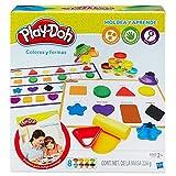 Play-Doh Moldea y aprende Colores,, 20 x 22 cm (Hasbro B3404105)
