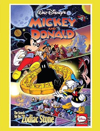 Mickey and Donald: The Search for the Zodiac Stone (Mickey Mouse) por Bruno Sarda