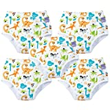 Bambino Mio, Potty Training Pants, Dino, 18-24 Months, 5 Pack