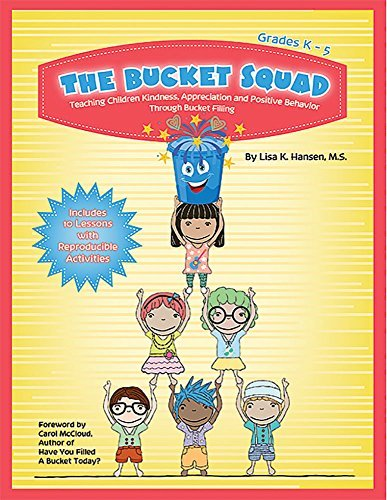 The Bucket Squad by Lisa K. Hansen (2014-09-01)