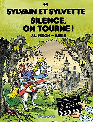 Sylvain et Sylvette - tome 44 - Silence, on tourne !