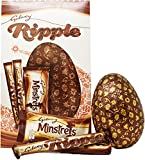 Galaxy Ripple Chocolate Easter Egg 286g, Extra Large