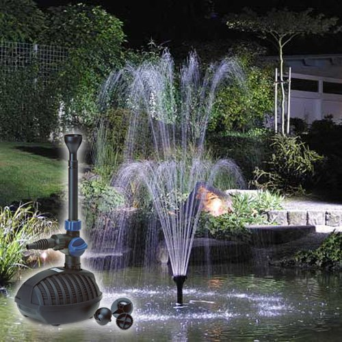 Oase - aquarius foutain set 1500 - Pompe pour jet d'eau et fontaine 25w Ex Aquarius 1500 Start