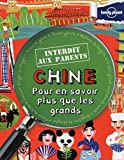 Image de CHINE INTERDIT AUX PARENTS