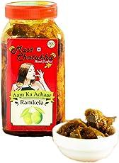 Mast Chatakha Homemade Aam ka Achaar (Ramkela), 500 Grams