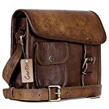 Goatter, Original Leather Girls Sling Bag,Size,