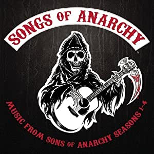 Songs of Anarchy: Music from Sons of Anarchy Seasons 1-4 by Sons of Anarchy (Television Soundtrack) (2012) Audio CD