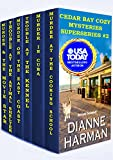 Cedar Bay Cozy Mysteries Superseries #2 (English Edition)