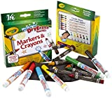 Crayola Washable Dry Erase Tool Kit, Mul...
