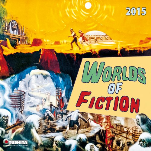Worlds of Fiction 2015 (Media Illustration)