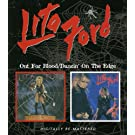 Out for Blood + Dancin' on the edge (2 albums sur 1 seul CD) [Import anglais]