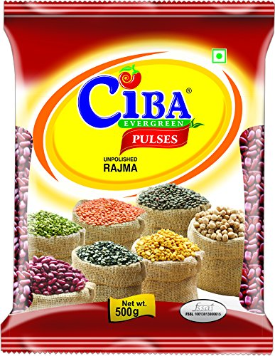 Ciba Rajma Red 500 GR