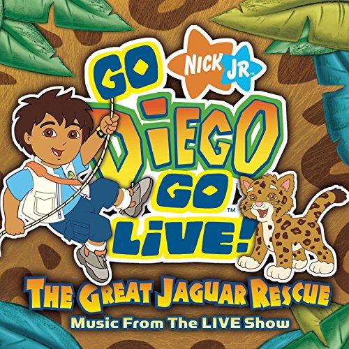 Go Diego Go! - Live [Australian Import]
