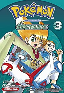 Pokémon Rouge Feu et Vert Feuille / Émeraude Edition simple Tome 3