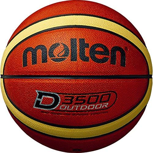 Molten Damen B6D3500 Basketball Orange 6